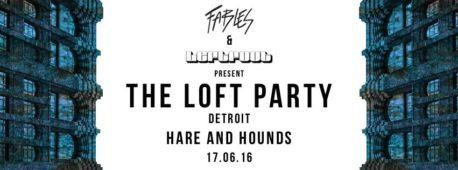 Fables Leftfoot Loft Party