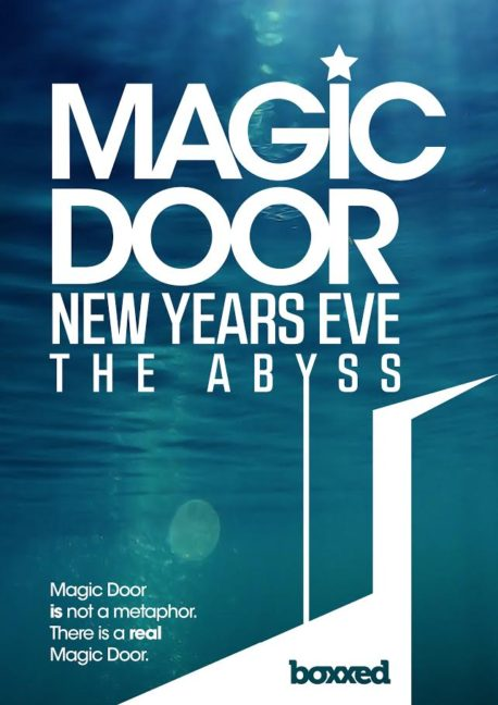 magic door nye