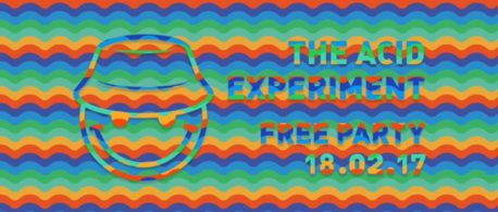 acid experiment free party