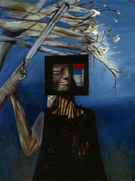 Kelly-Spring-Sidney-Nolan-1956-Arts-Council-Collection-Southbank-Centre-London-«Sidney-Nolan-Trust