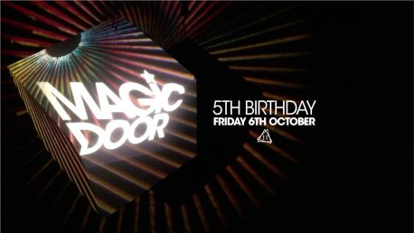 Magic Door - the 5th birthday party - Friday 6th October