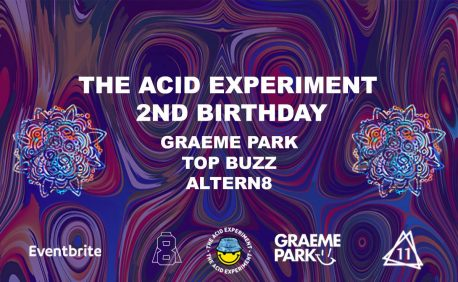 the acid experiment 2nd birthday