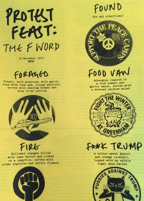 protest feast menu - Edited