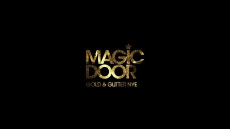 Magic Door Gold and Glitter NYE - Sunday 31st 2017