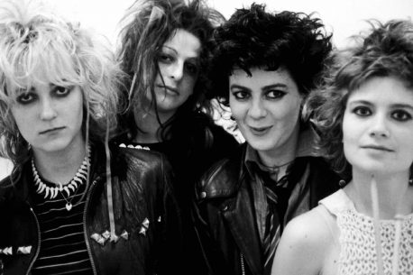 The Slits at the mac