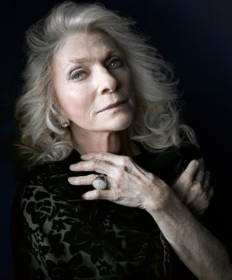 Judy Collins at Glee Club