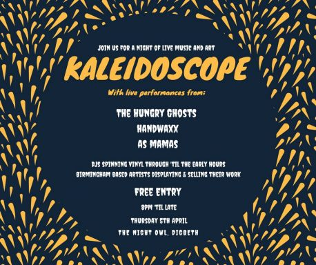 kaleidoscope at The Night Owl